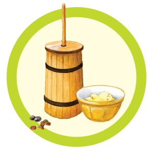 Butter Churn Pecan