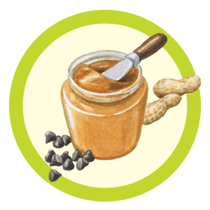 Heifer Nutter Peanut Butter Cup