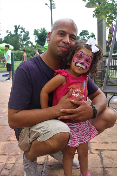 national-ice-cream-day-social-face-painting